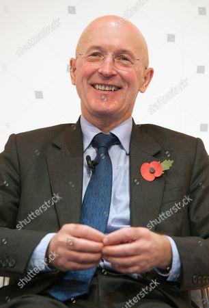 Sir Philip Hampton, Chairman of RBS Group