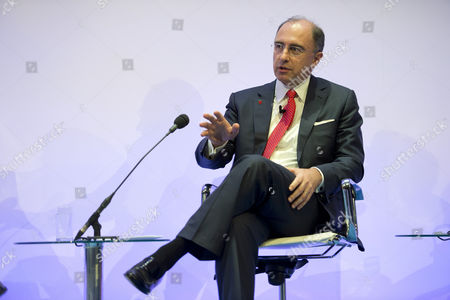 Xavier Rolet, Chief executive, London Stock Exchange Group,