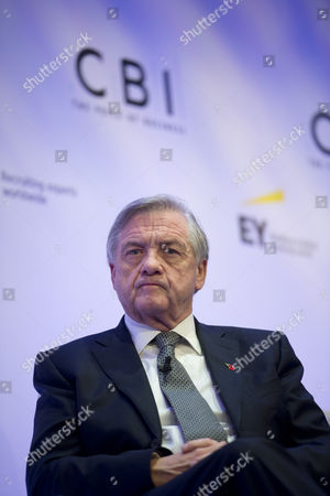 CBI President Sir Michael Rake
