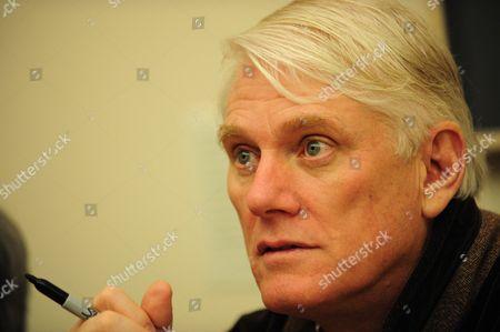 Mike Richardson, founder and president of Portland-based Dark Horse Comics