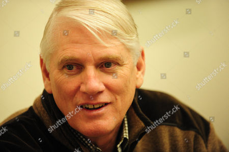 Stock Picture of Mike Richardson, founder and president of Portland-based Dark Horse Comics