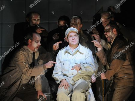 Simon Keenlyside as Wozzeck