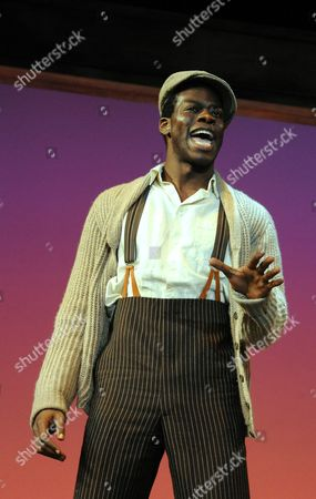 Kyle Scatliffe as Haywood Patterson