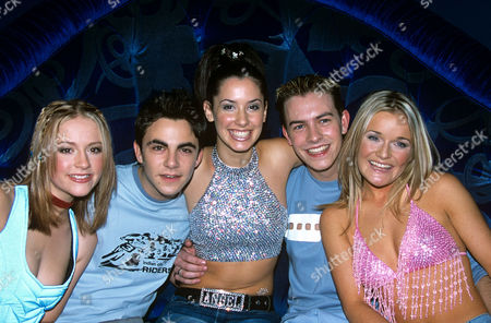 Allstars - Rebecca Hunter, Samuel Bloom, Thaila Zucchi, Ashley Taylor Dawson, Sandi Lee Hughes