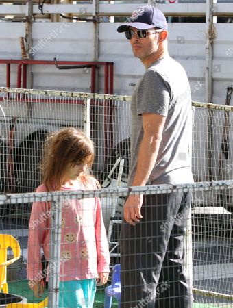 Editorial picture of James Marsden out and about, Los Angeles, America - 03 Nov 2013