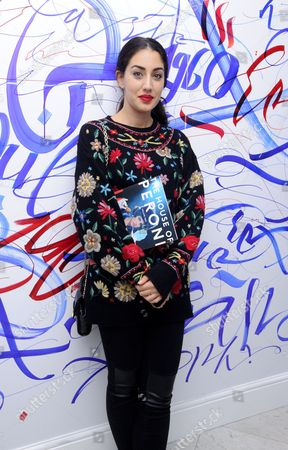 Editorial image of House of Peroni event, London, Britain - 04 Nov 2013