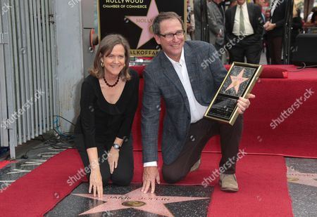 Editorial picture of Janis Joplin Honoured with a star on The Hollywood Walk Of Fame, Los Angeles, America - 04 Nov 2013