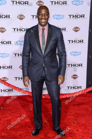 Editorial picture of 'Thor: The Dark World' film premiere, Los Angeles, America - 04 Nov 2013