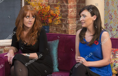 Editorial photo of 'This Morning' TV Programme, London, Britain - 05 Nov 2013