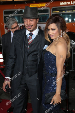 Terrence Howard and Melissa De Sousa