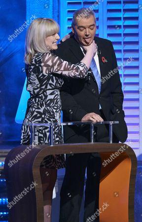 Yvette Fielding and Karl Beattie