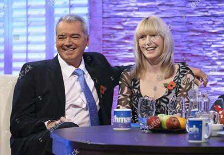 Karl Beattie and Yvette Fielding
