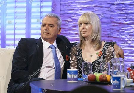 Stock Image of Karl Beattie and Yvette Fielding