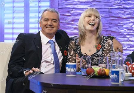 Editorial photo of 'The Alan Titchmarsh Show' TV Programme, London, Britain - 05 Nov 2013