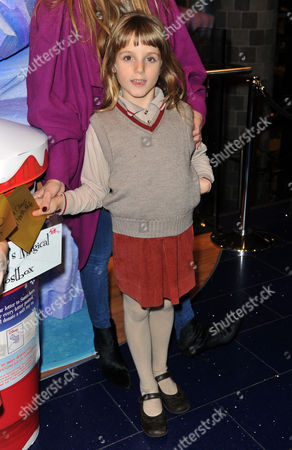 Editorial image of Disney Store 'Share the Magic Campaign' Christmas Party in aid of Great Ormond Street Hospital, London, Britain - 06 Nov 2013