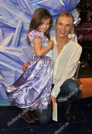 Jo Whiley and Coco Whiley-Morton
