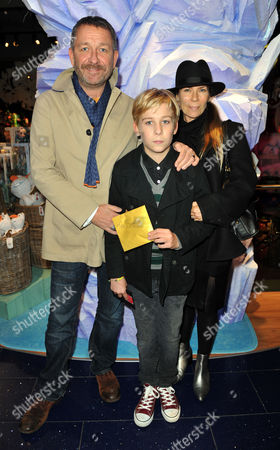 Editorial photo of Disney Store 'Share the Magic Campaign' Christmas Party in aid of Great Ormond Street Hospital, London, Britain - 06 Nov 2013