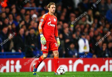 Schalke's Timo Hildebrand