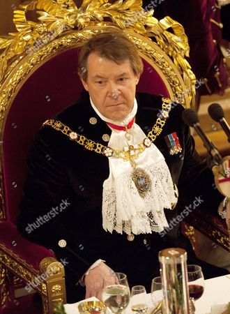 The Lord Mayor Roger Gifford