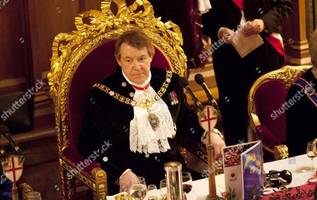 Stock Photo of The Lord Mayor Roger Gifford