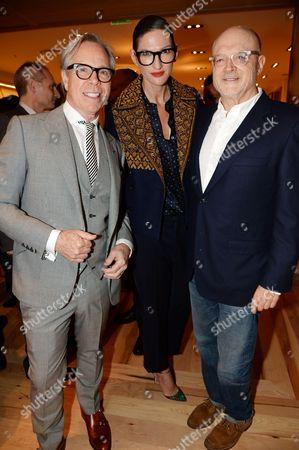 Editorial photo of UK flagship store launch of J. Crew, London, Britain - 06 Nov 2013