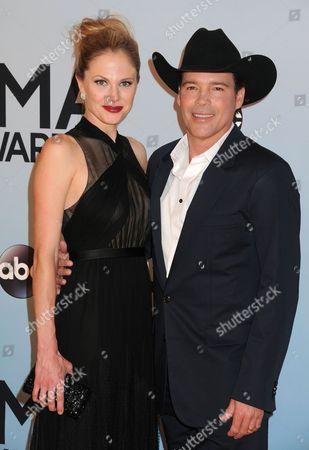 Editorial image of 47th Annual CMA Awards, Nashville, America - 06 Nov 2013