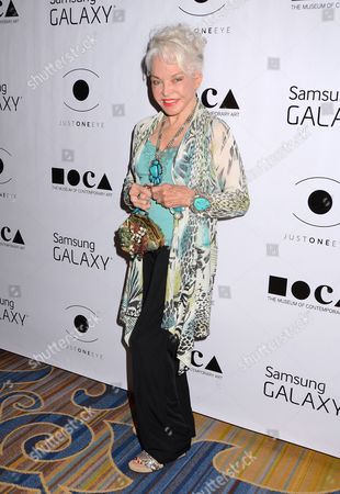 Stock Photo of Lois Aldrin
