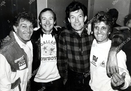 Tommy Bruce, Brian Poole, Dave Berry and Billy J Kramer