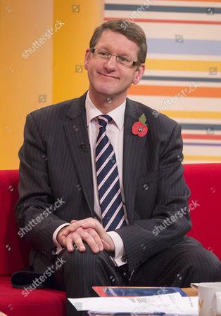 Editorial picture of 'Daybreak' TV Programme, London, Britain - 07 Nov 2013