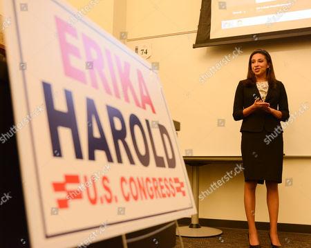 Erika Harold