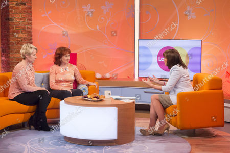 Editorial picture of 'Lorraine Live' TV Programme, London, Britain - 07 Nov 2013