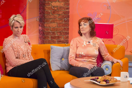 Editorial photo of 'Lorraine Live' TV Programme, London, Britain - 07 Nov 2013