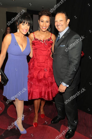 Michelle Morial, Desiree Rogers, Marc Morial