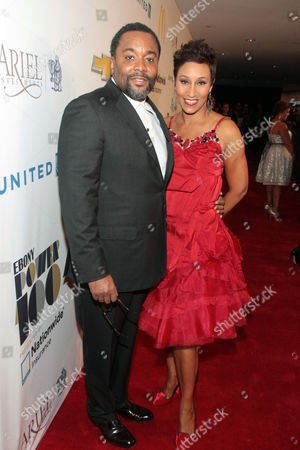 Stock Picture of Lee Daniels, Desiree Rogers
