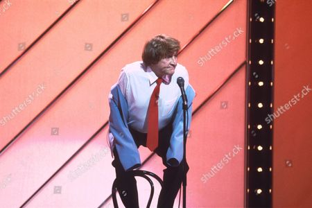 """Stock Picture of NORMAN COLLIER """"LIVE FROM THE PALLADIUM"""" 12/04/87"""