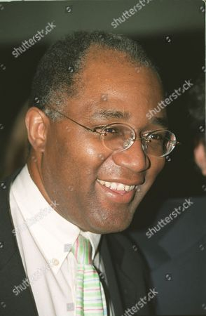 TREVOR PHILLIPS AT THE BT EMMA AWARDS LAUNCH PARTY AND TATE MODERN LONDON, BRITAIN - 03/01