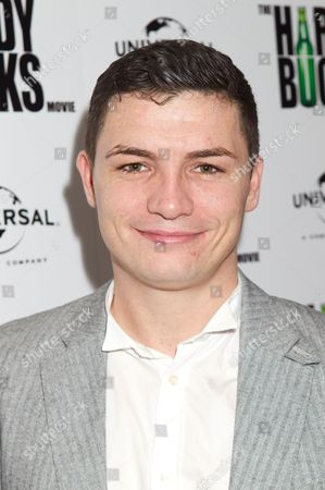 Stock Picture of Jody Latham