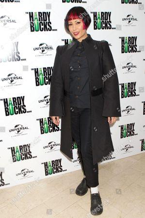 Editorial picture of 'The Hardy Bucks Movie' premiere, London, Britain - 07 Nov 2013