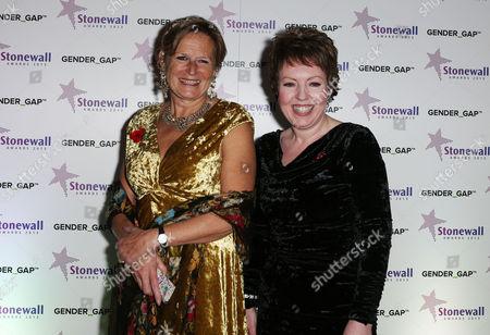 Anne Jenkin, Baroness Jenkin of Kennington and Tina Stowell, Baroness Stowell of Beeston