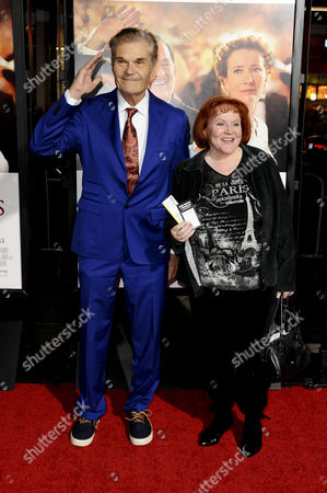 Stock Picture of Fred Willard and Edie McClurg