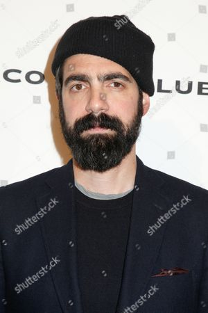 Aaron Levine, Club Monaco's VP of Men's Design