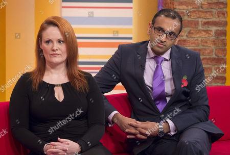 Editorial photo of 'Daybreak' TV Programme, London, Britain. - 08 Nov 2013