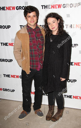 Stock Photo of Raviv Ullman, Sarah Steele