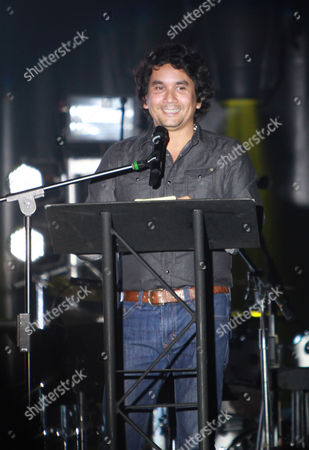 Editorial photo of Ruben Blades perform at Latin Grammy Acoustic Sessions, Miami, Florida, America - 07 Nov 2013