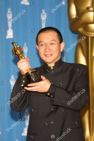 Tan Dun - Original Music Score Crouching Dragon Hidden Tiger