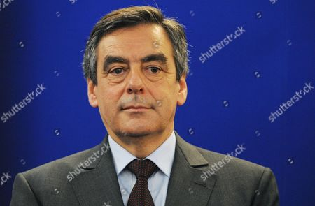 Stock Image of Francois Fillon