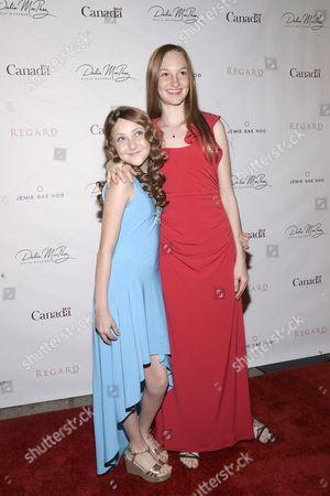 Shayna Chapman and Mikayla Chapman