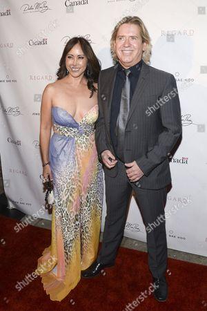 Steve Lillywhite and Susan Hirasuna