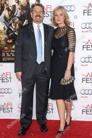 John Wells and Marilyn Wells