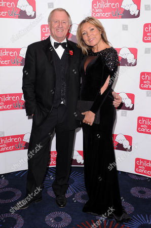 Chris Tarrant and girlfriend Jane Bird